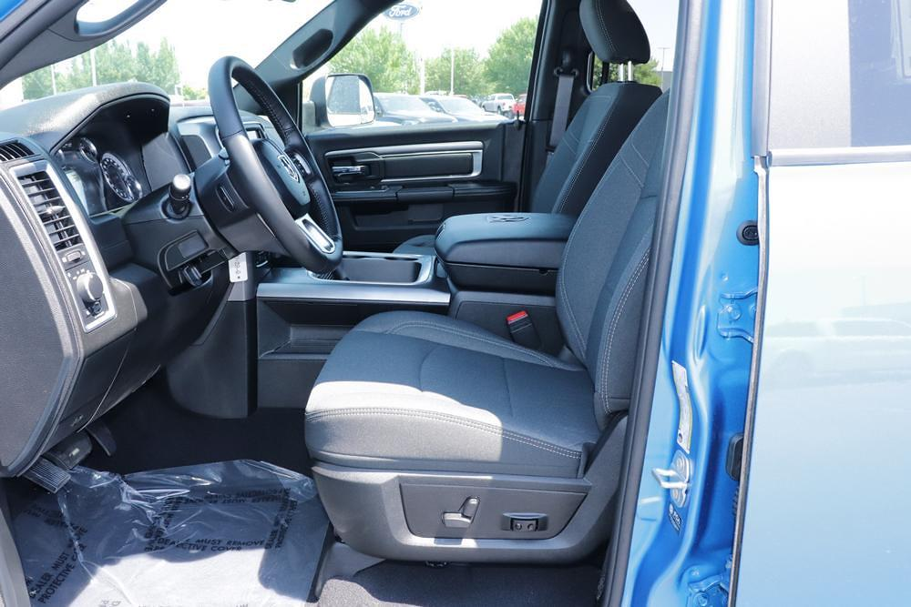 2021 Ram 1500 Classic Quad Cab 4x4, Pickup #621714 - photo 21