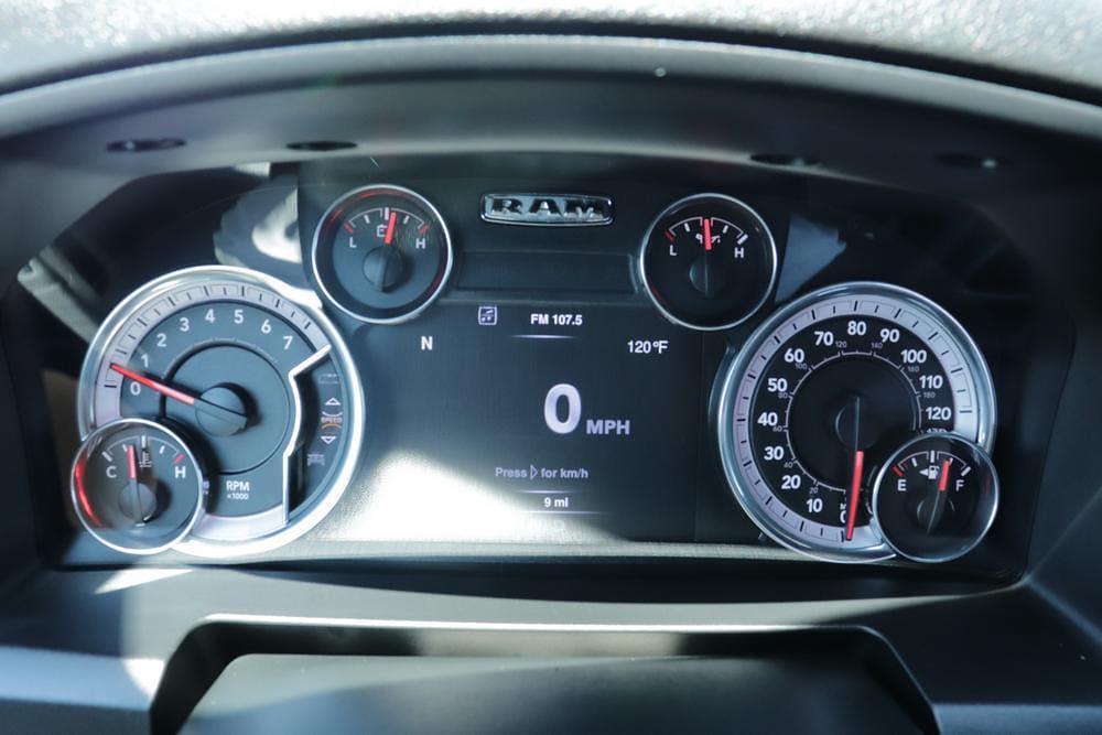 2021 Ram 1500 Classic Quad Cab 4x4, Pickup #621714 - photo 31
