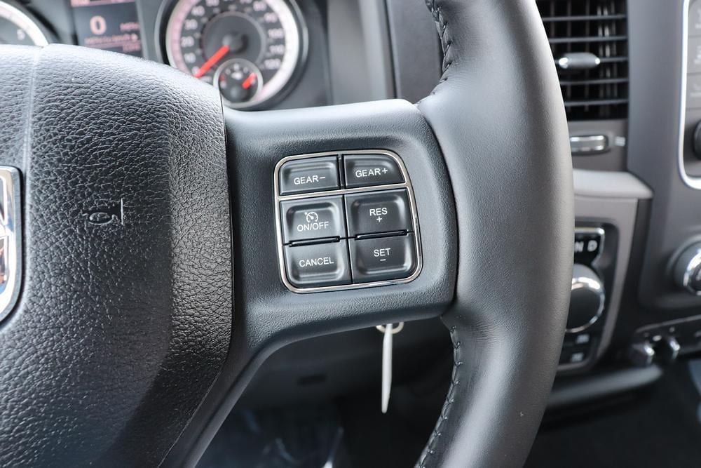 2021 Ram 1500 Classic Quad Cab 4x4, Pickup #621719 - photo 28