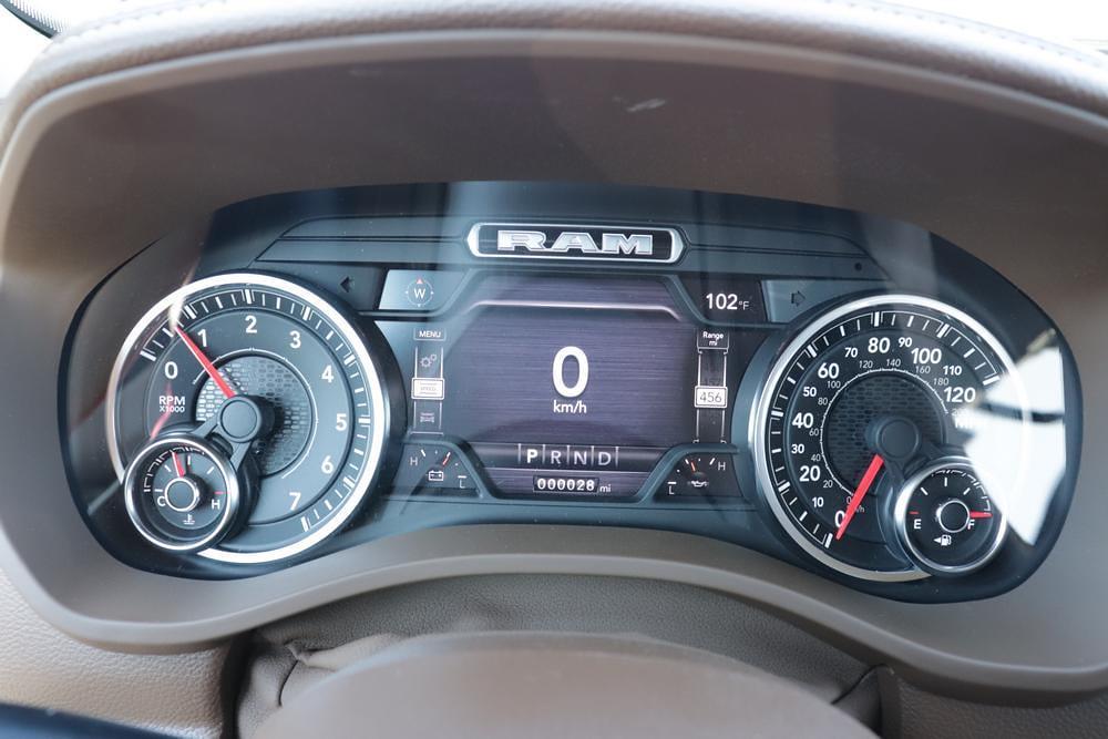 2021 Ram 1500 Crew Cab 4x4, Pickup #621733 - photo 34