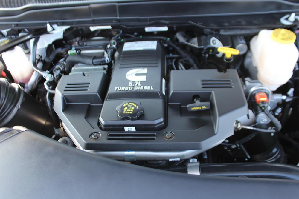 2021 Ram 5500 Regular Cab DRW 4x4, Knapheide PGNB Gooseneck Platform Body #621741 - photo 10