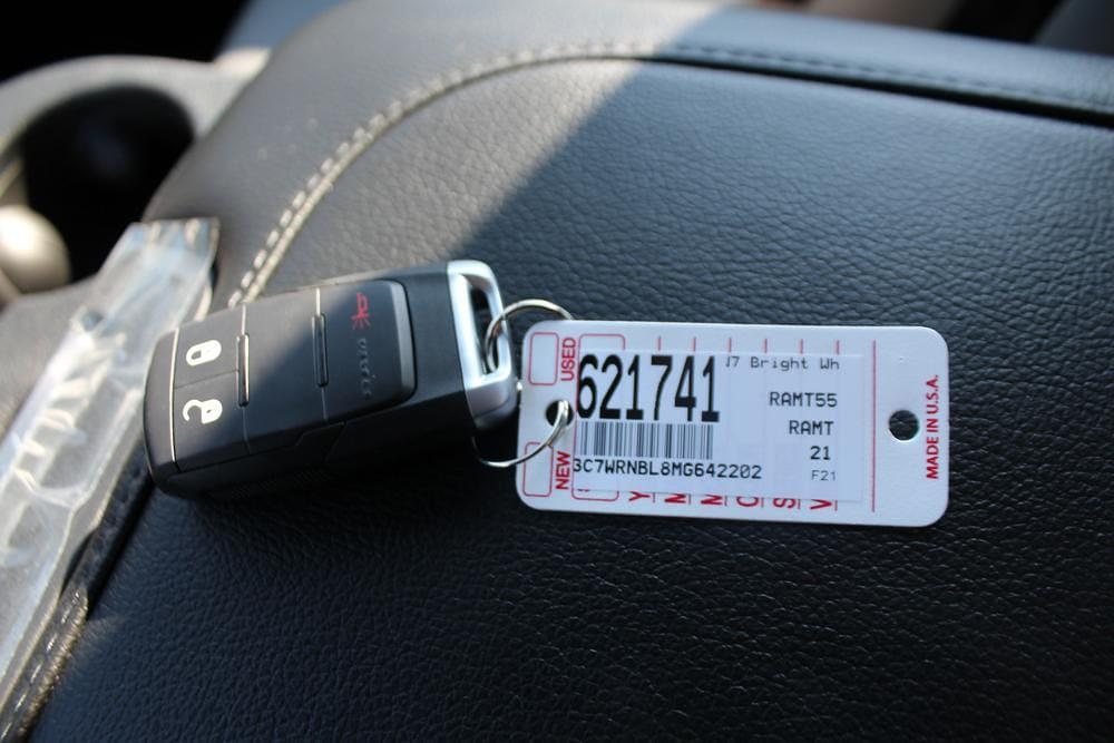 2021 Ram 5500 Regular Cab DRW 4x4, Knapheide PGNB Gooseneck Platform Body #621741 - photo 18
