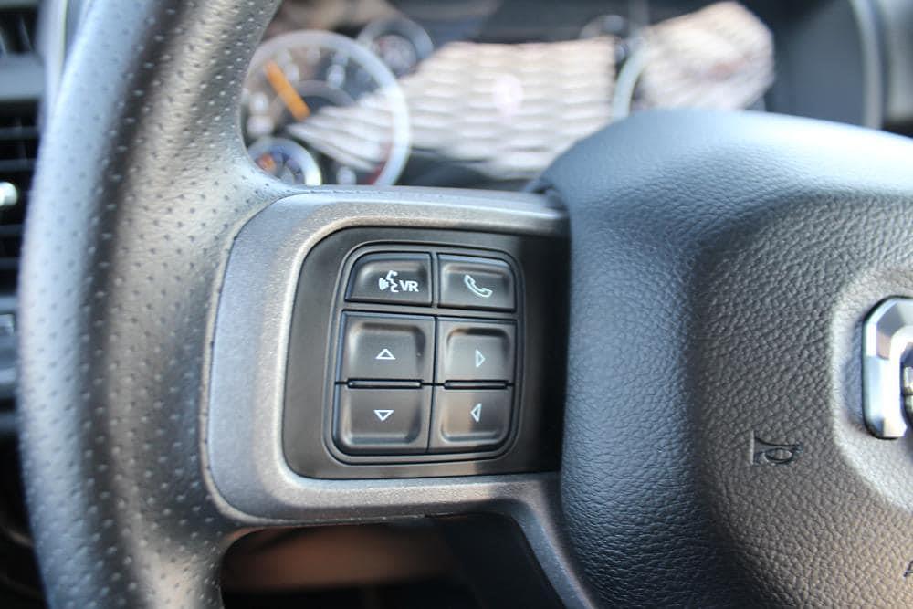 2021 Ram 5500 Regular Cab DRW 4x4, Knapheide PGNB Gooseneck Platform Body #621741 - photo 21