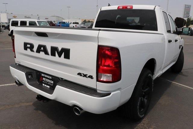 2021 Ram 1500 Classic Quad Cab 4x4, Pickup #621743 - photo 6