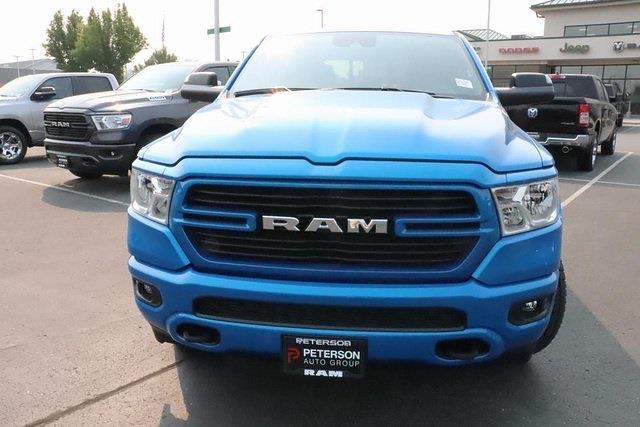 2021 Ram 1500 Crew Cab 4x4,  Pickup #621795 - photo 3