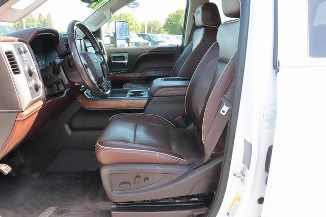 2017 Silverado 3500 Crew Cab 4x4,  Pickup #621851B - photo 15