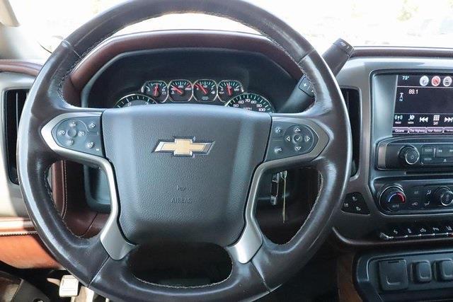 2017 Silverado 3500 Crew Cab 4x4,  Pickup #621851B - photo 23