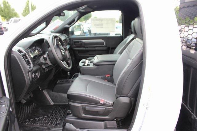 2021 Ram 3500 Regular Cab DRW 4x4,  Knapheide PGNC Gooseneck Platform Body #621859 - photo 15