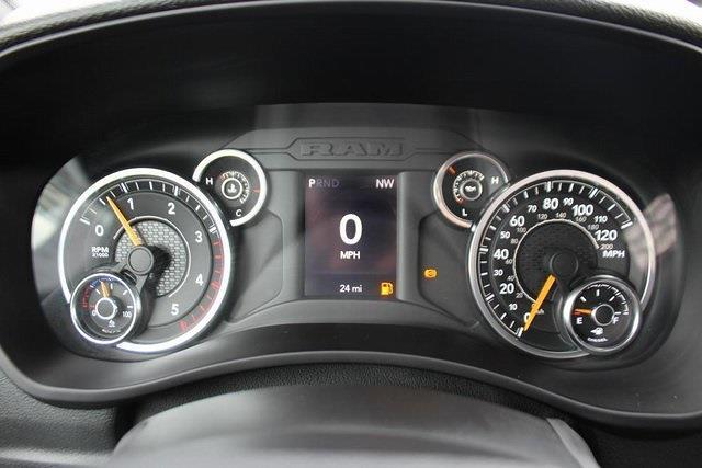 2021 Ram 3500 Regular Cab DRW 4x4,  Knapheide PGNC Gooseneck Platform Body #621859 - photo 23