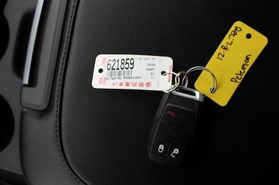2021 Ram 3500 Regular Cab DRW 4x4,  Knapheide PGNC Gooseneck Platform Body #621859 - photo 17
