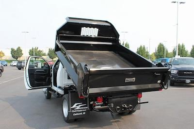 2021 Ram 5500 Regular Cab DRW 4x4,  Knapheide Drop Side Dump Body #621875 - photo 10