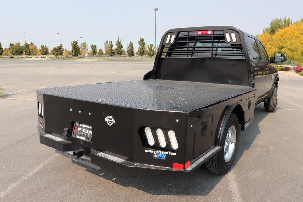 2018 Ram 3500 Crew Cab DRW 4x4,  CM Truck Beds Platform Body #68737 - photo 1