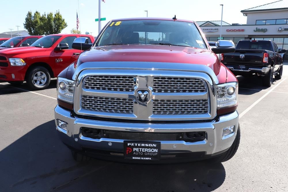 2018 Ram 3500 Crew Cab 4x4, Pickup #68929A - photo 3