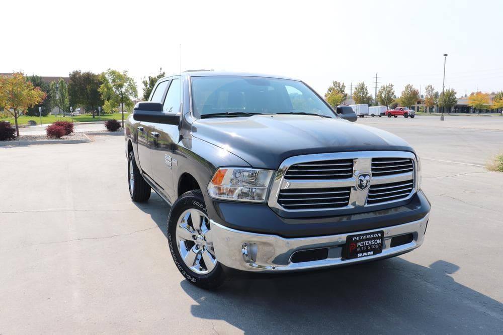 2019 Ram 1500 Crew Cab 4x4,  Pickup #69116 - photo 1