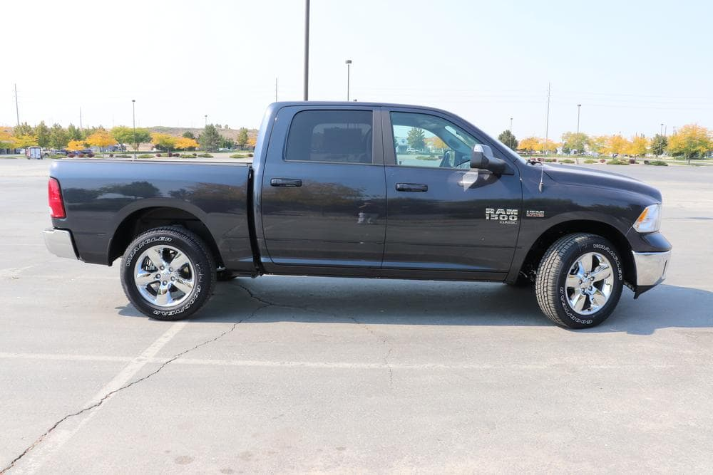2019 Ram 1500 Crew Cab 4x4,  Pickup #69116 - photo 8