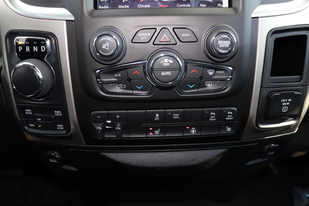 2019 Ram 1500 Crew Cab 4x4,  Pickup #69123 - photo 34