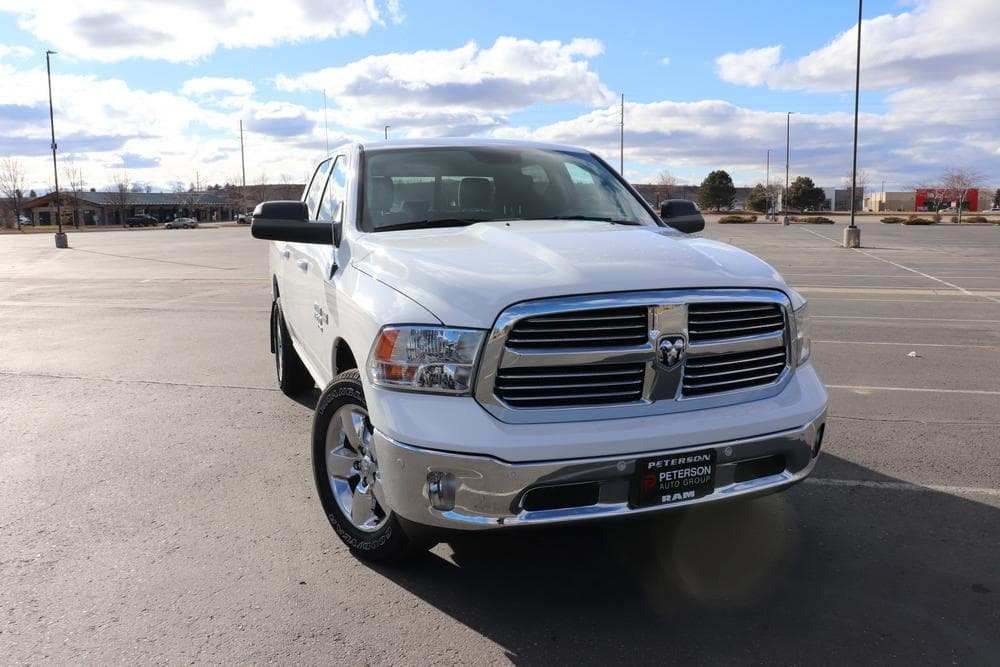 2019 Ram 1500 Crew Cab 4x4,  Pickup #69123 - photo 1