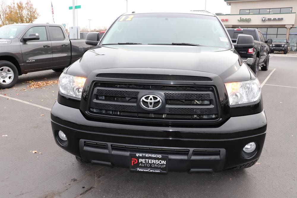 2012 Tundra Crew Cab 4x4, Pickup #69275A - photo 3