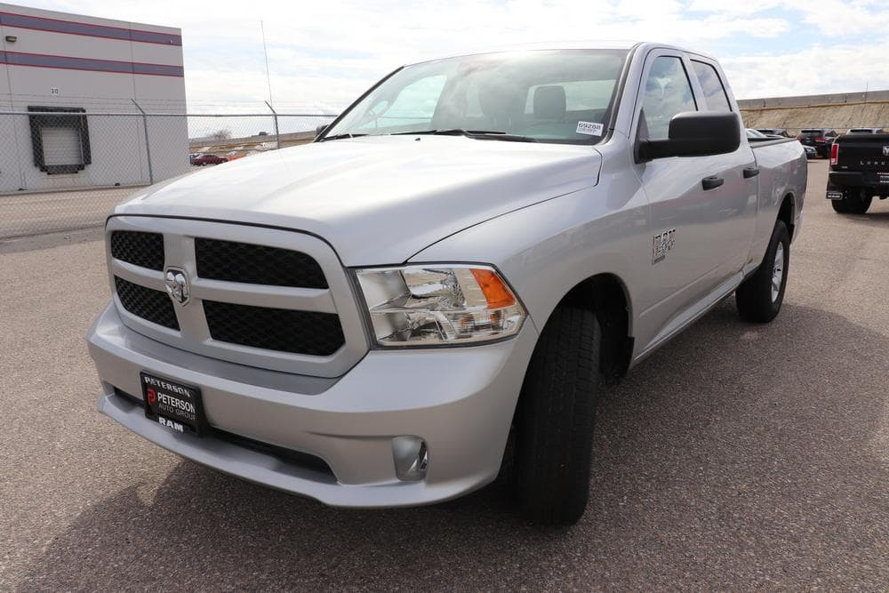 2019 Ram 1500 Quad Cab 4x4, Pickup #69288 - photo 4