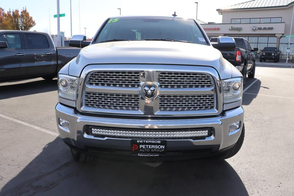 2015 Ram 3500 Crew Cab 4x4,  Pickup #69306A - photo 3