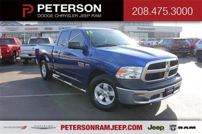 2015 Ram 1500 Quad Cab 4x2, Pickup #69322B - photo 1