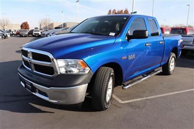 2015 Ram 1500 Quad Cab 4x2, Pickup #69322B - photo 4