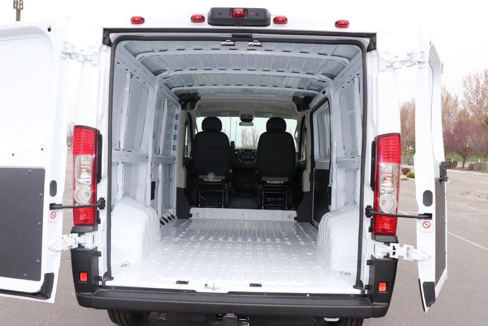 2019 ProMaster 1500 Standard Roof FWD, Empty Cargo Van #69355 - photo 2