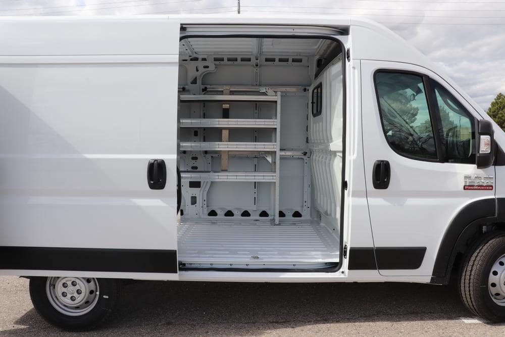 2019 ProMaster 1500 High Roof FWD,  Ranger Design Base Shelving Upfitted Cargo Van #69357 - photo 17