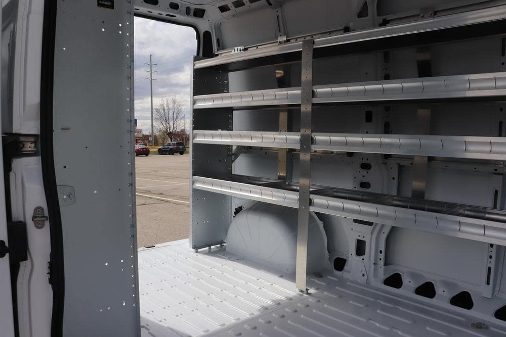 2019 ProMaster 1500 High Roof FWD,  Ranger Design Base Shelving Upfitted Cargo Van #69357 - photo 18