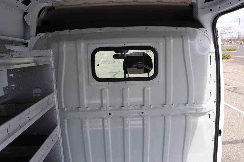 2019 ProMaster 1500 High Roof FWD,  Ranger Design Base Shelving Upfitted Cargo Van #69357 - photo 21