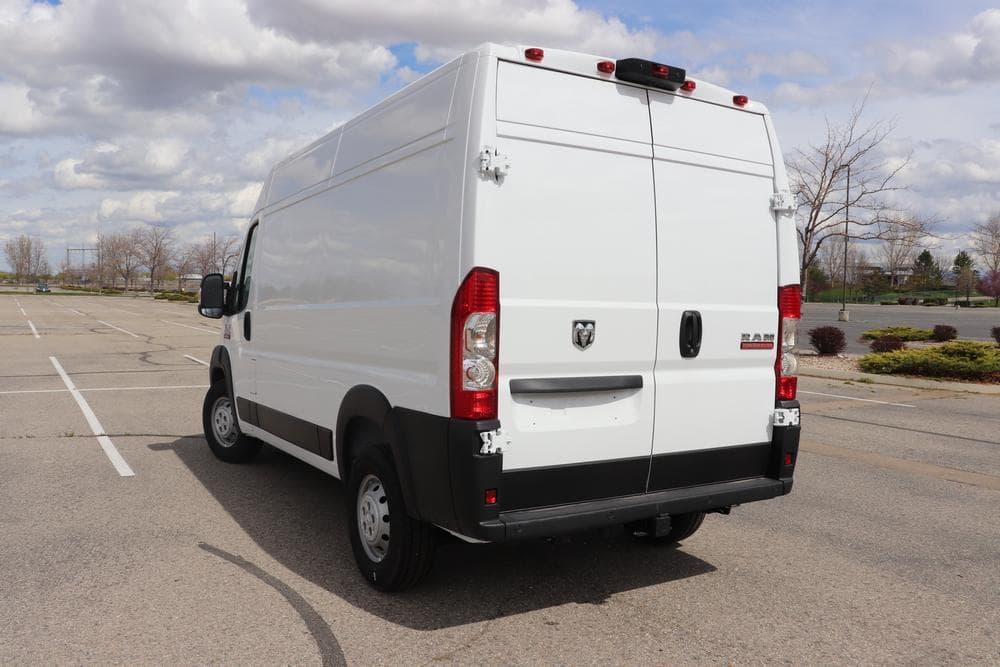 2019 ProMaster 1500 High Roof FWD,  Ranger Design Base Shelving Upfitted Cargo Van #69357 - photo 6