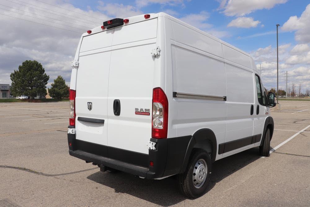 2019 ProMaster 1500 High Roof FWD,  Ranger Design Base Shelving Upfitted Cargo Van #69357 - photo 8