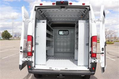 2019 ProMaster 1500 High Roof FWD,  Ranger Design Base Shelving Upfitted Cargo Van #69357 - photo 2