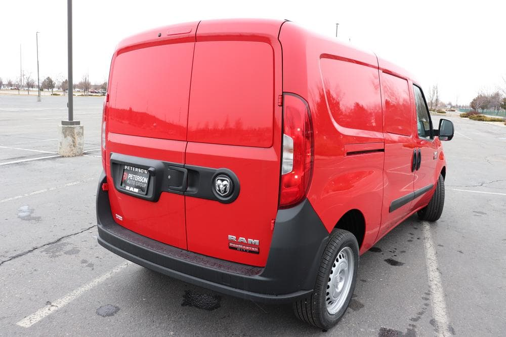 2019 ProMaster City FWD,  Empty Cargo Van #69360 - photo 8