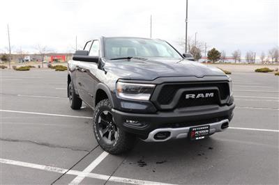 2019 Ram 1500 Quad Cab 4x4,  Pickup #69362 - photo 1