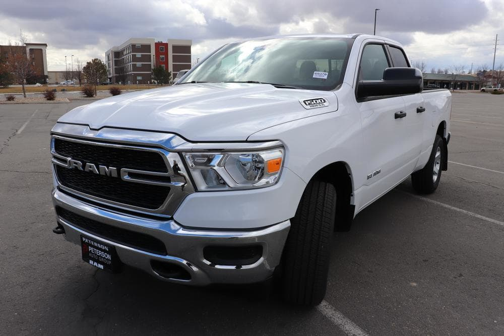 2019 Ram 1500 Quad Cab 4x4,  Pickup #69370 - photo 4