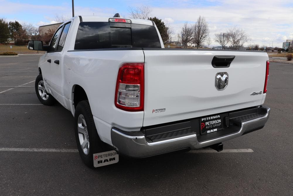 2019 Ram 1500 Quad Cab 4x4,  Pickup #69370 - photo 6