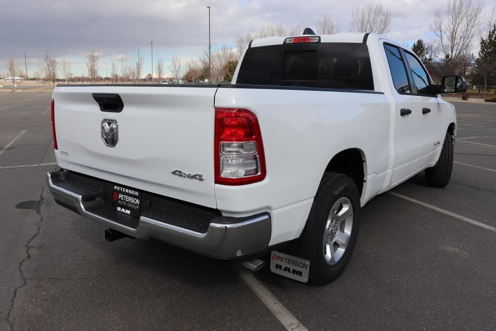 2019 Ram 1500 Quad Cab 4x4,  Pickup #69370 - photo 2