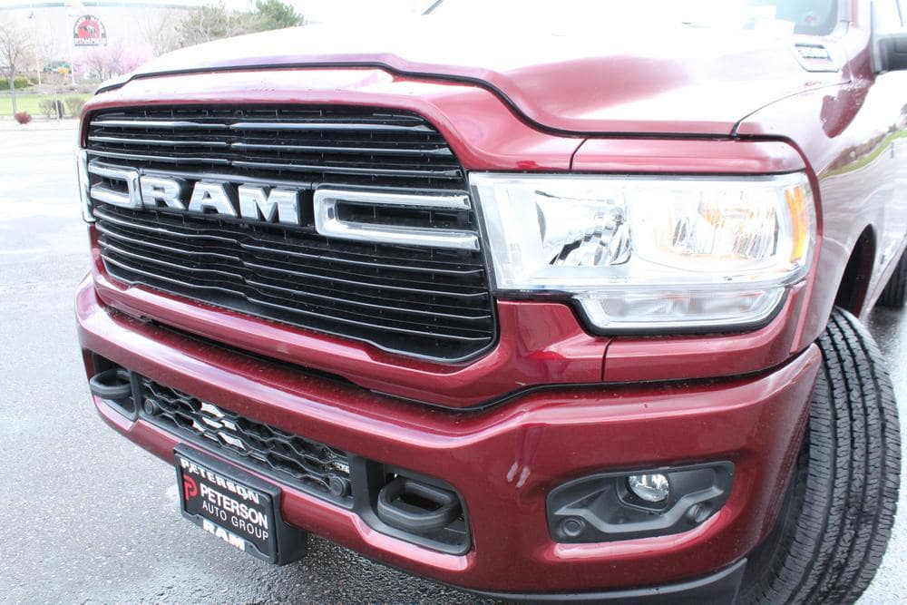 2019 Ram 3500 Crew Cab 4x4, Pickup #69396 - photo 9