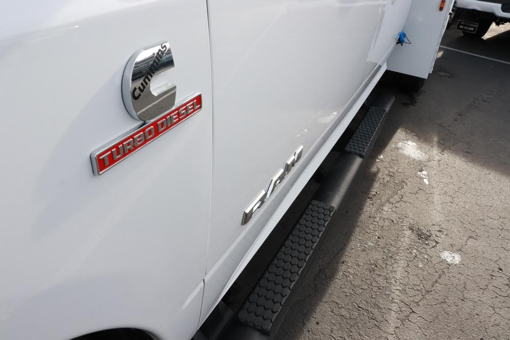 2019 Ram 3500 Crew Cab DRW 4x4, Knapheide Steel Service Body #69425 - photo 11