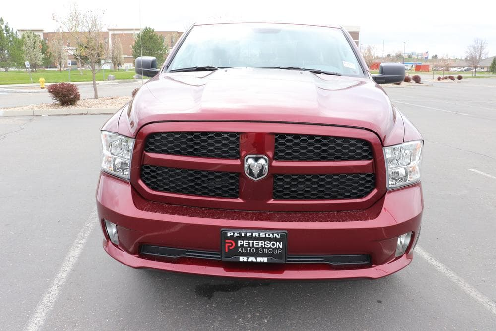 2019 Ram 1500 Quad Cab 4x4,  Pickup #69451 - photo 3