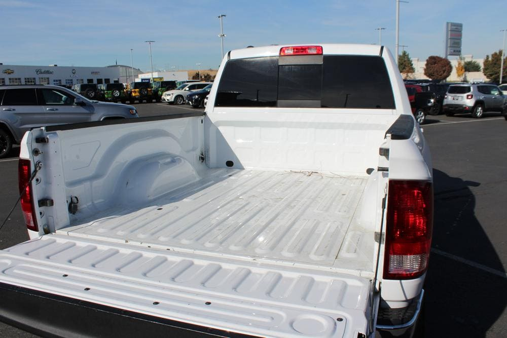 2016 Ram 1500 Quad Cab 4x4, Pickup #69459A - photo 12