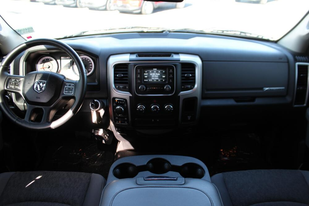 2016 Ram 1500 Quad Cab 4x4, Pickup #69459A - photo 18