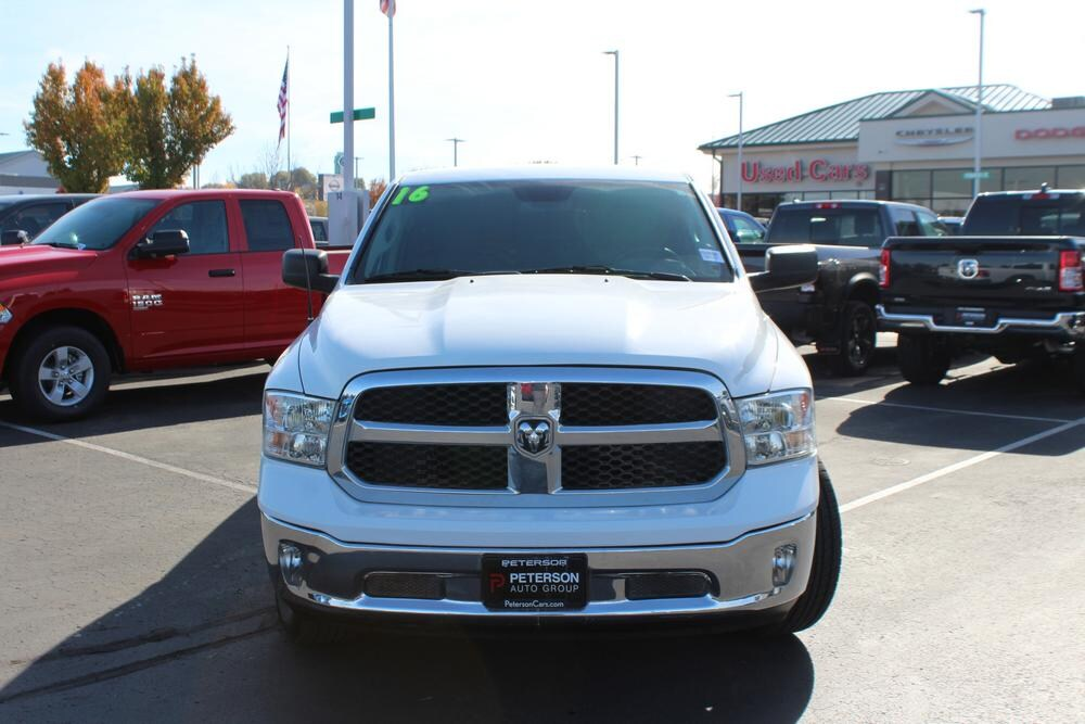 2016 Ram 1500 Quad Cab 4x4, Pickup #69459A - photo 3