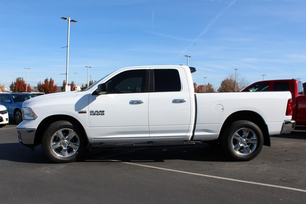 2016 Ram 1500 Quad Cab 4x4, Pickup #69459A - photo 5