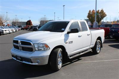 2016 Ram 1500 Quad Cab 4x4, Pickup #69459A - photo 4