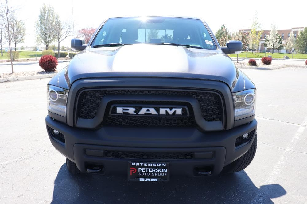 2019 Ram 1500 Quad Cab 4x4,  Pickup #69462 - photo 3