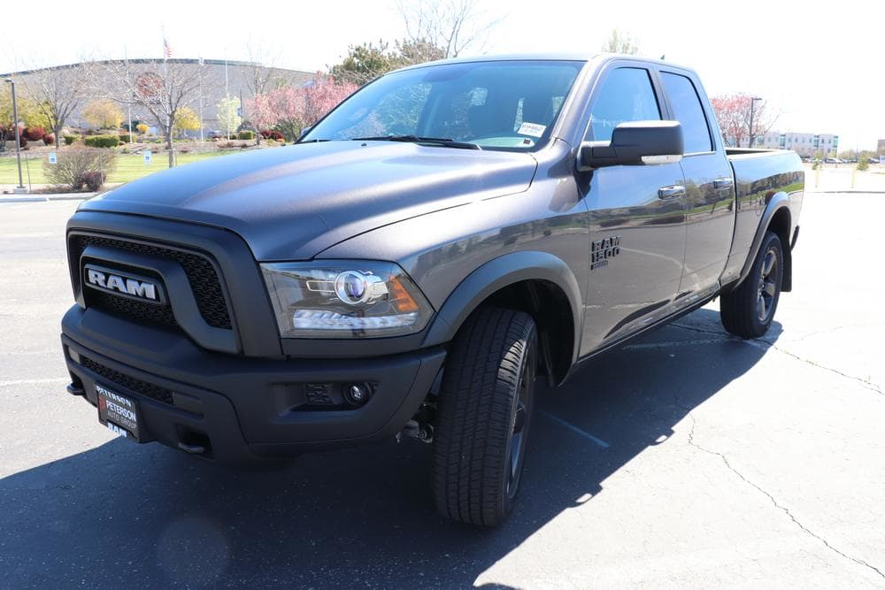 2019 Ram 1500 Quad Cab 4x4,  Pickup #69462 - photo 4