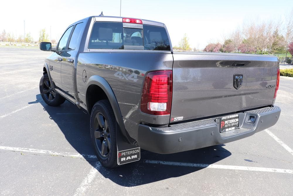 2019 Ram 1500 Quad Cab 4x4,  Pickup #69462 - photo 6