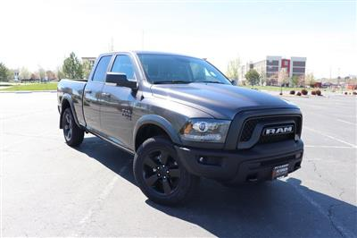2019 Ram 1500 Quad Cab 4x4,  Pickup #69462 - photo 1